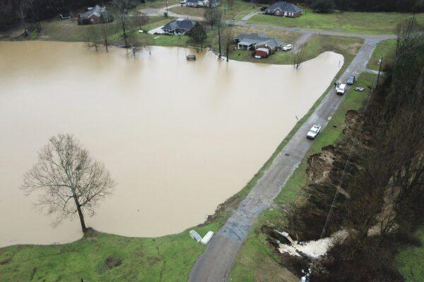Alabama dam failure