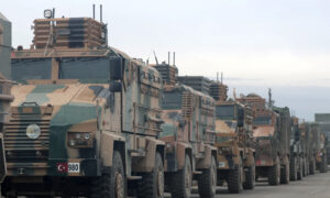 Turkey Says 51 Syrian Soldiers Killed as Rebels Hit Back in Idlib