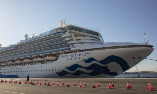 40 Americans on Quarantined Cruise Have Coronavirus: Top US Official