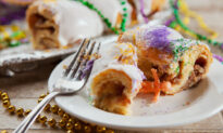 For Mardi Gras, Cakes Fit for Royalty