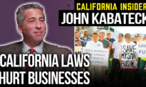 How New California Laws Are Hurting Small Businesses: California Insider With John Kabateck
