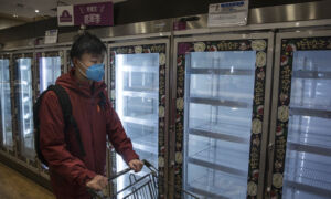Panic in China Over Alleged Food Crisis; Social Unrest Grows Over Regime's Virus Response