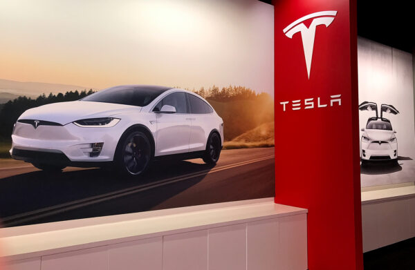 Posters-showing-the-Tesla-Model-X