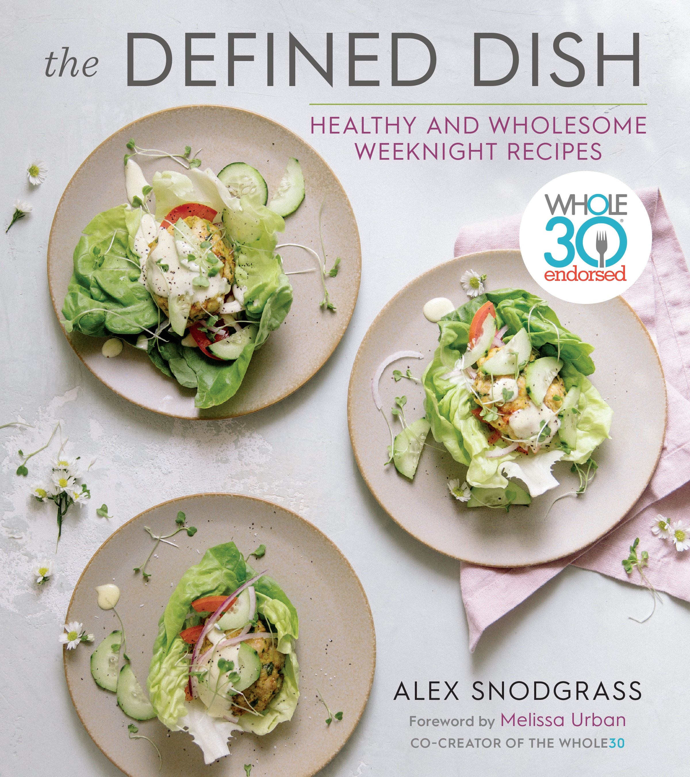 The Defined Dish Cover