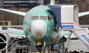 Boeing Finds Debris in Fuel Tanks of Many Undelivered 737 MAX Jets
