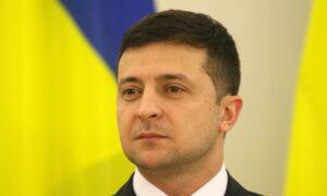 Bipartisan Group of Senators to Meet with Zelensky in Ukraine