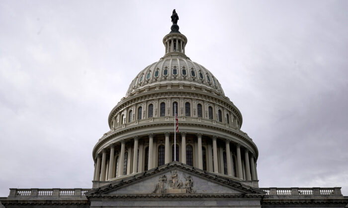The U.S. Capitol Building is seen on Capitol Hill in Washington, on Feb. 4, 2020. (Joshua Roberts/Reuters)