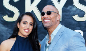 Daughter of 'The Rock,' Simone Johnson, 18, Signs With WWE, Follows Family's Wrestling Legacy