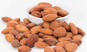 Survey Reveals That Almond Eaters Are Happier