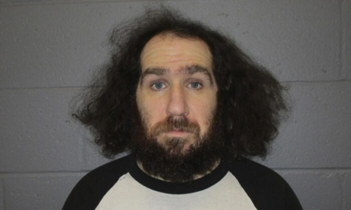 Patrick Bradley in a file photo (Windham Police Department)