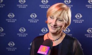 Shen Yun Gives German Olympic Trainer New Perspective