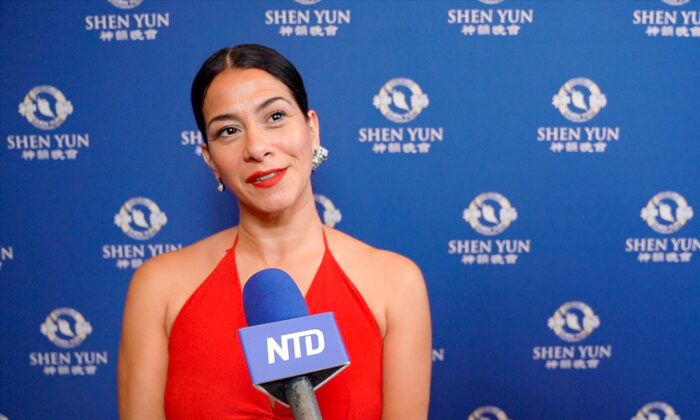 Choreographer Recommends 'Absolutely Beautiful' Shen Yun