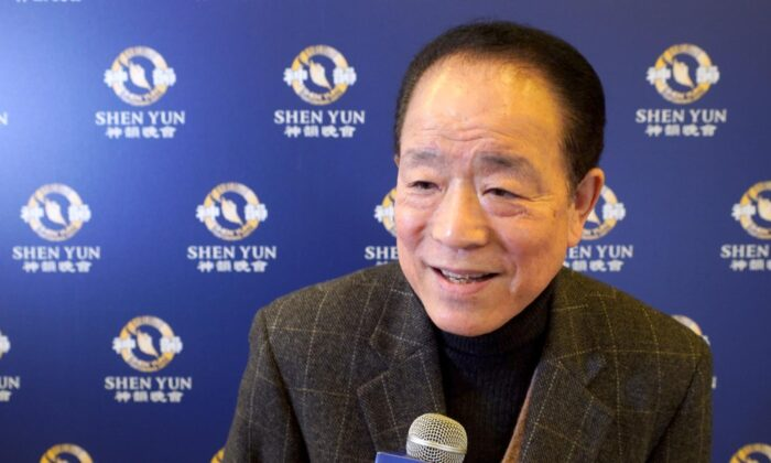 'Seeing Shen Yun Is the Best Birthday Gift' South Korean Art School Principal Says