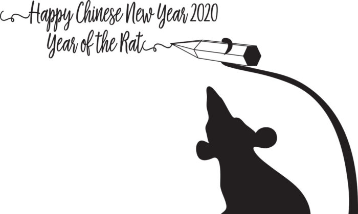 According to the Chinese lunar calendar, 2020 is the Year of the Rat. (Annalise Batista/Pixabay)