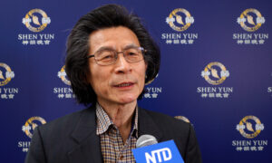 Shen Yun Is 'Magnificent and Unparalleled,' South Korean Dance Troupe Director Says