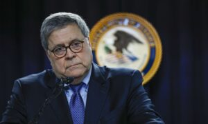 More Than 1,100 Former Justice Department Officials Call for AG Barr's Resignation