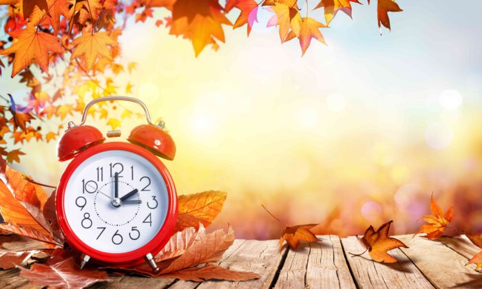 We've gotten attached to daylight savings time, but scientists say we are clearly made for standard time. (Romolo Tavani/Shutterstock)