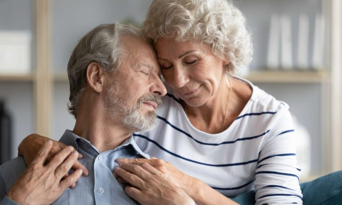 Knowing their partner truly appreciates them can alleviate the anxiety some people suffer from unhealthy previous relationships. (fizkes/Shutterstock)