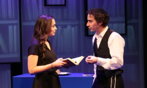 Theater Review: 'The Sabbath Girl': Finding That Special Person