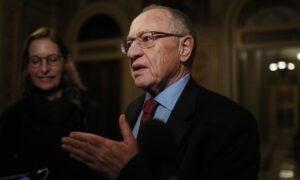 Dershowitz: Obama Told FBI to Investigate Someone on Soros's Request