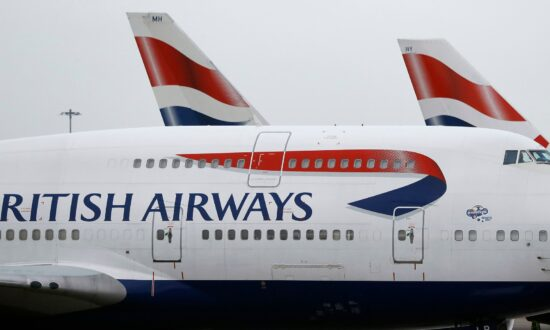 UK Airlines Call for Testing Not Quarantine in 'Last Chance' to Save Aviation Industry