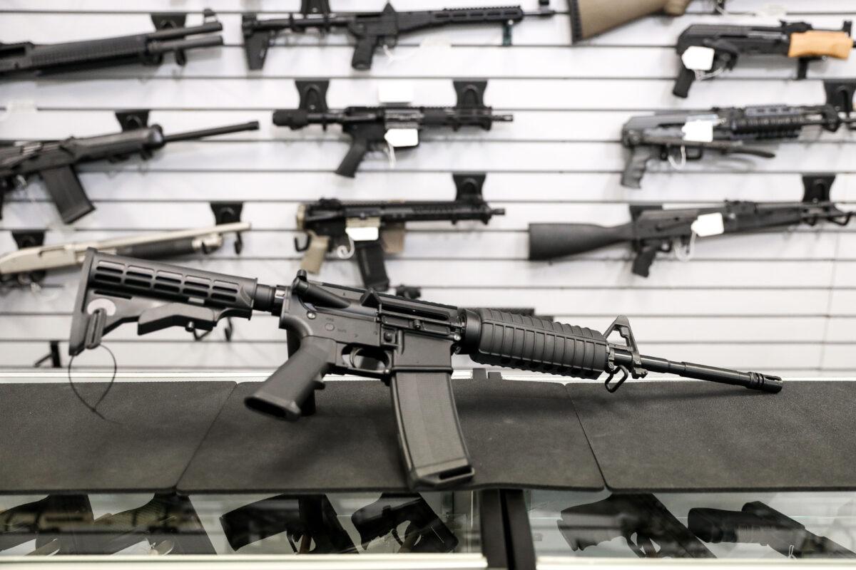 Virginia Senate Rejects 'Assault Weapons' Ban