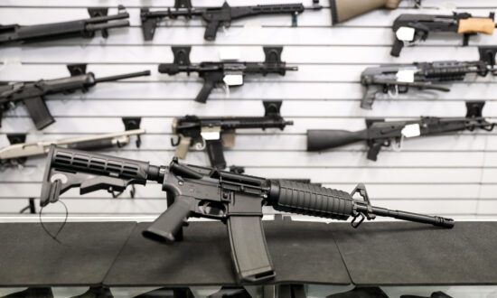 Virginia Senate Committee Rejects 'Assault Weapons' Ban