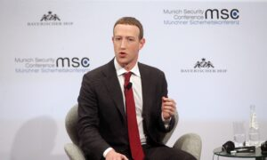 Zuckerberg Seeks Regulations for Social Media to Preserve Free Speech