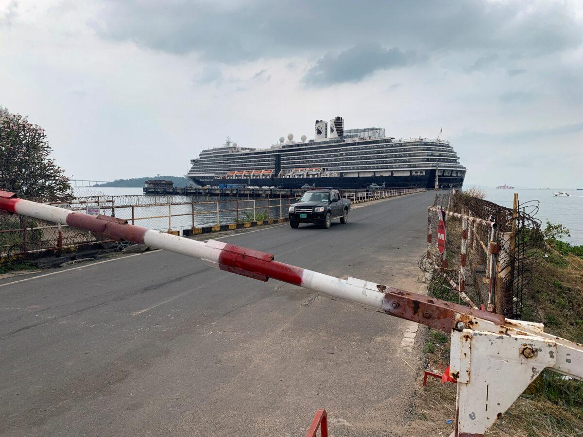 Scramble to Track Cambodia Cruise Passengers After Coronavirus...