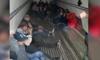 Border Patrol Finds 26 Smuggled Immigrants Hidden Inside a Tractor-Trailer