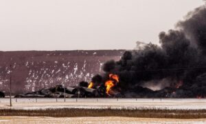 Ottawa Eases Speed Restrictions Imposed After Saskatchewan Derailment
