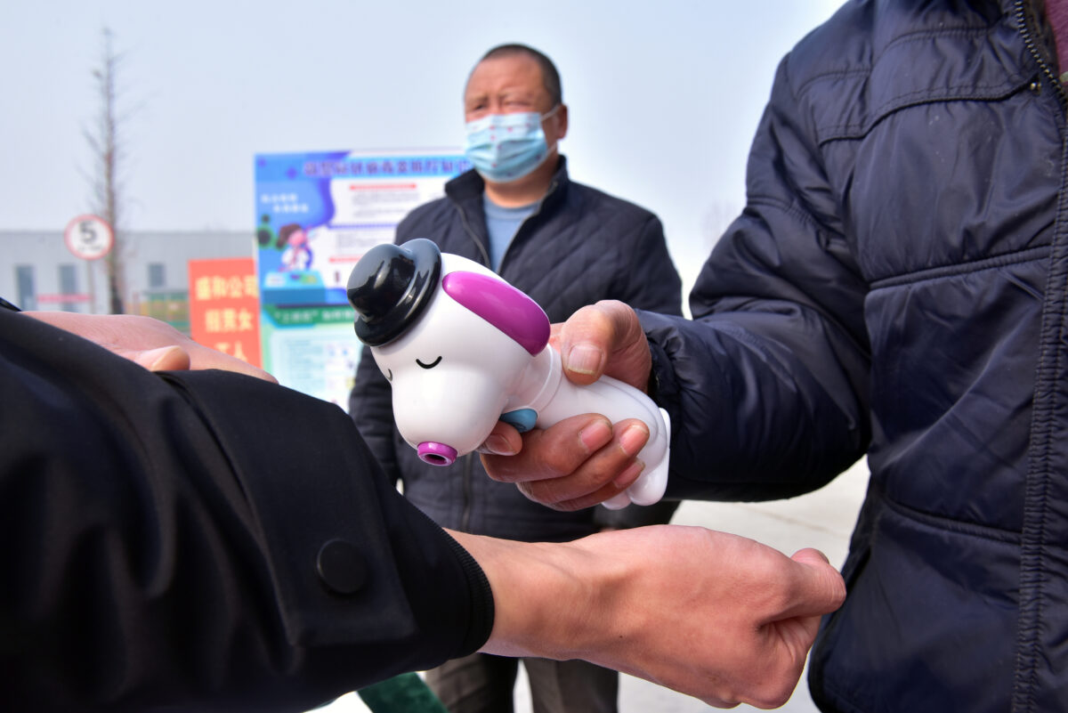 Chinese Firms Race to Contain Job Losses as Coronavirus Batters Economy