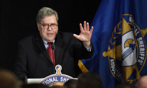 Barr: Law Enforcement and Intelligence Pushed 'Baseless' Collusion Narrative Against Trump