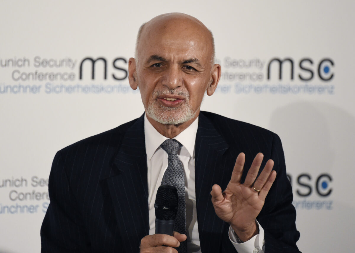 Election Commission: Afghan President Ghani Wins Second Term