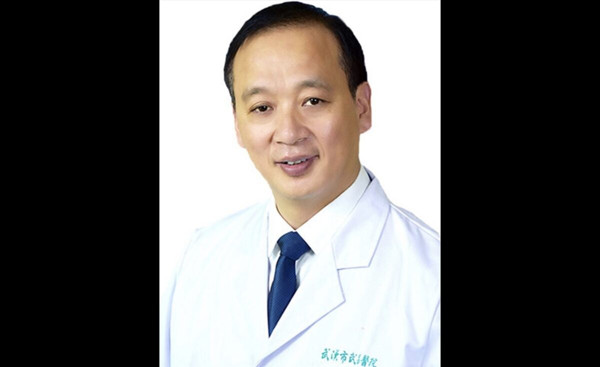 Hospital Director in Coronavirus Epicenter Wuhan Dies of...