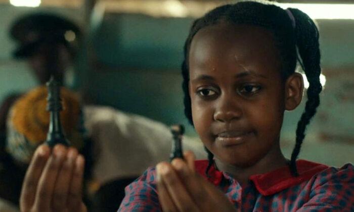 Nikita Waligwa in 'Queen of Katwe.' (Walt Disney Pictures via CNN)