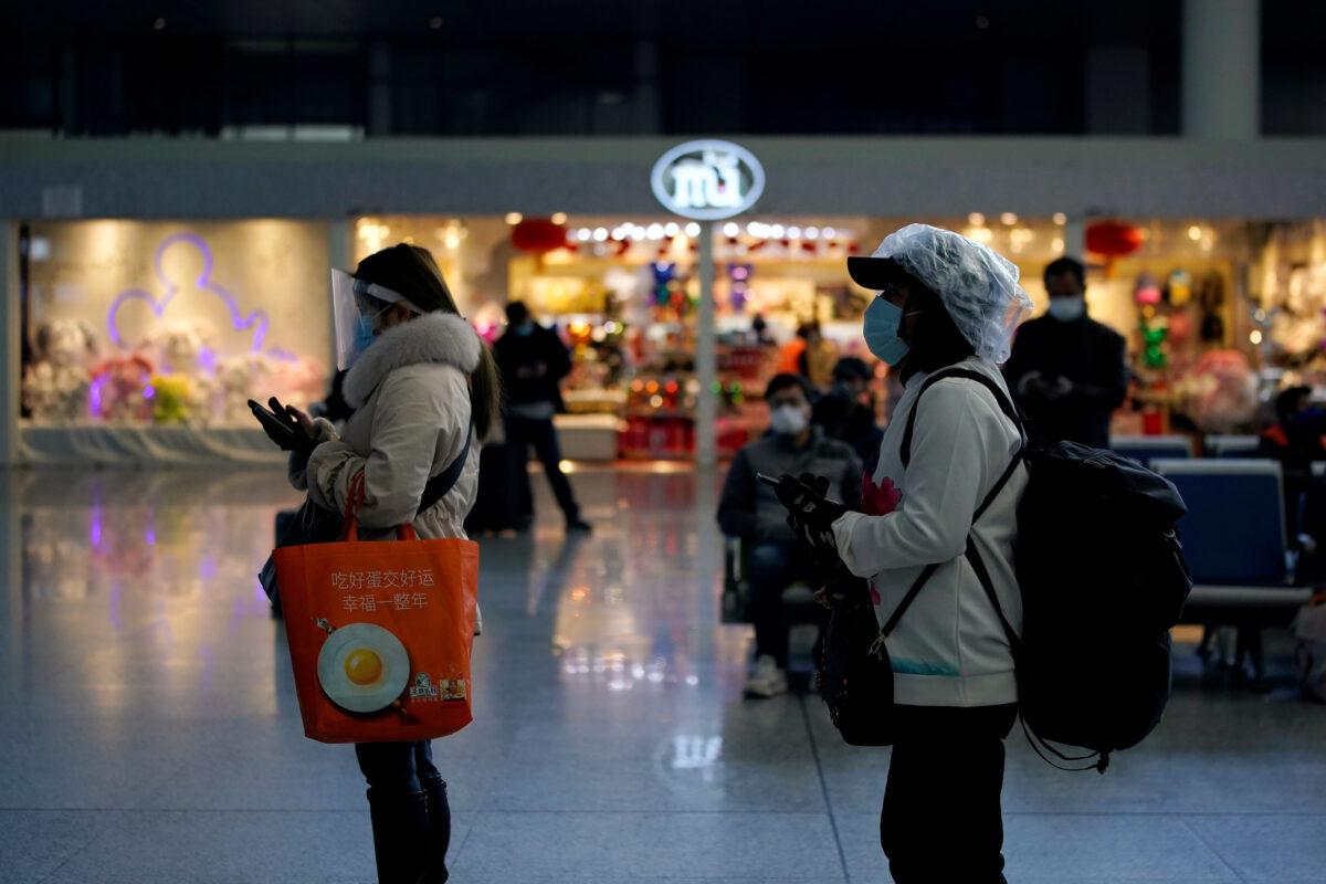 China Regulator Says Coronavirus Impact on Industry 'Major' in February