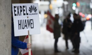 Huawei, Telus, and the China Gravy Train
