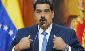US Charges Venezuela's Nicolas Maduro With Narco-Terrorism, Drug-Trafficking