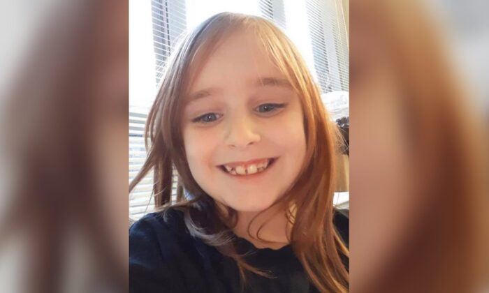 6-year-old Faye Marie Swetlik. (Cayce Department of Public Safety)