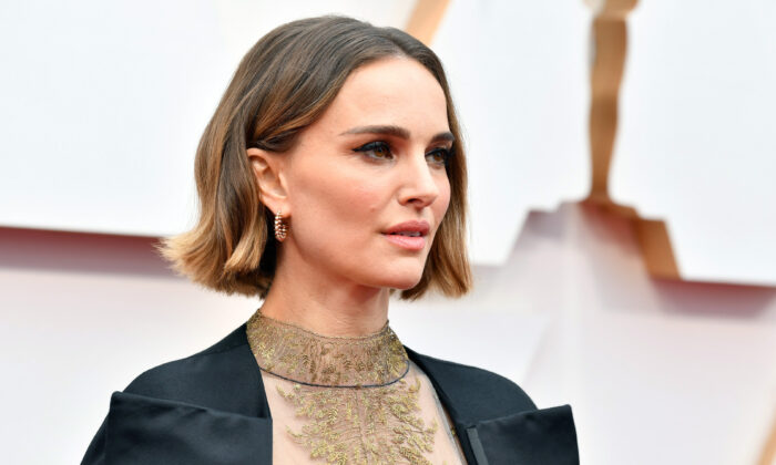 Natalie Portman attends the 92nd Annual Academy Awards at Hollywood and Highland in Hollywood, Calif., on Feb. 9, 2020. (Amy Sussman/Getty Images)