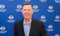 Former US Naval Officer Enjoys Shen Yun's Spiritual Side
