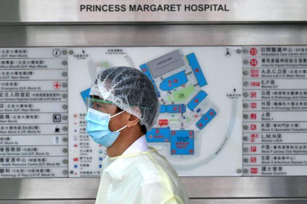hong kong coronavirus death