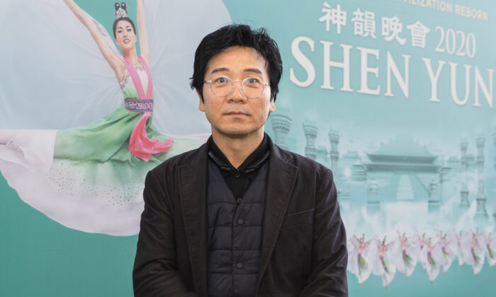 'Attending Shen Yun Performance Is Something Precious,' Korean Conductor Says
