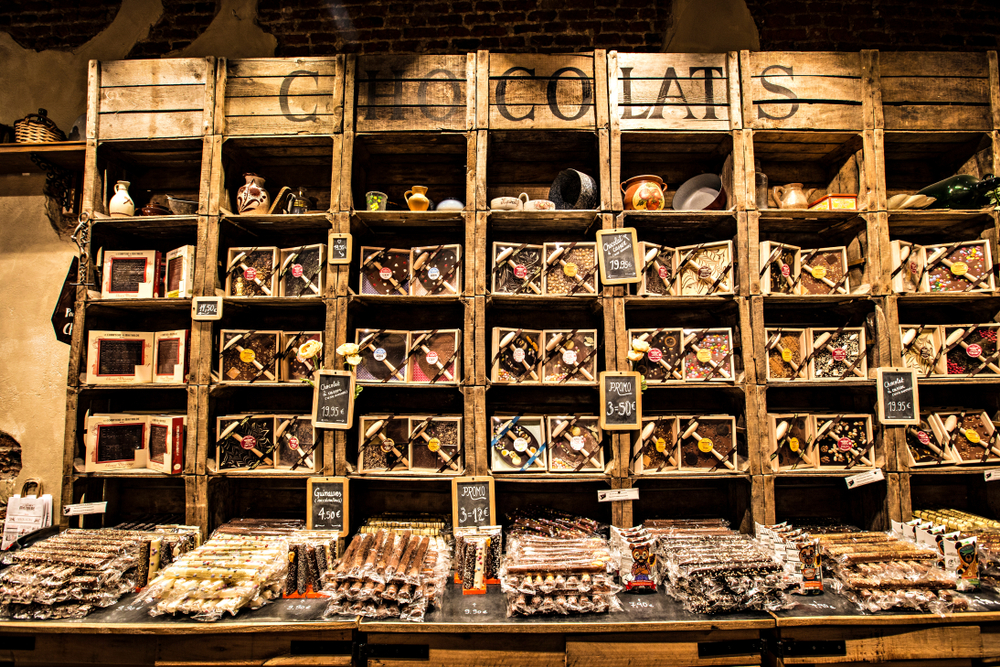Travel to These European Cities for the Best Chocolate in the World