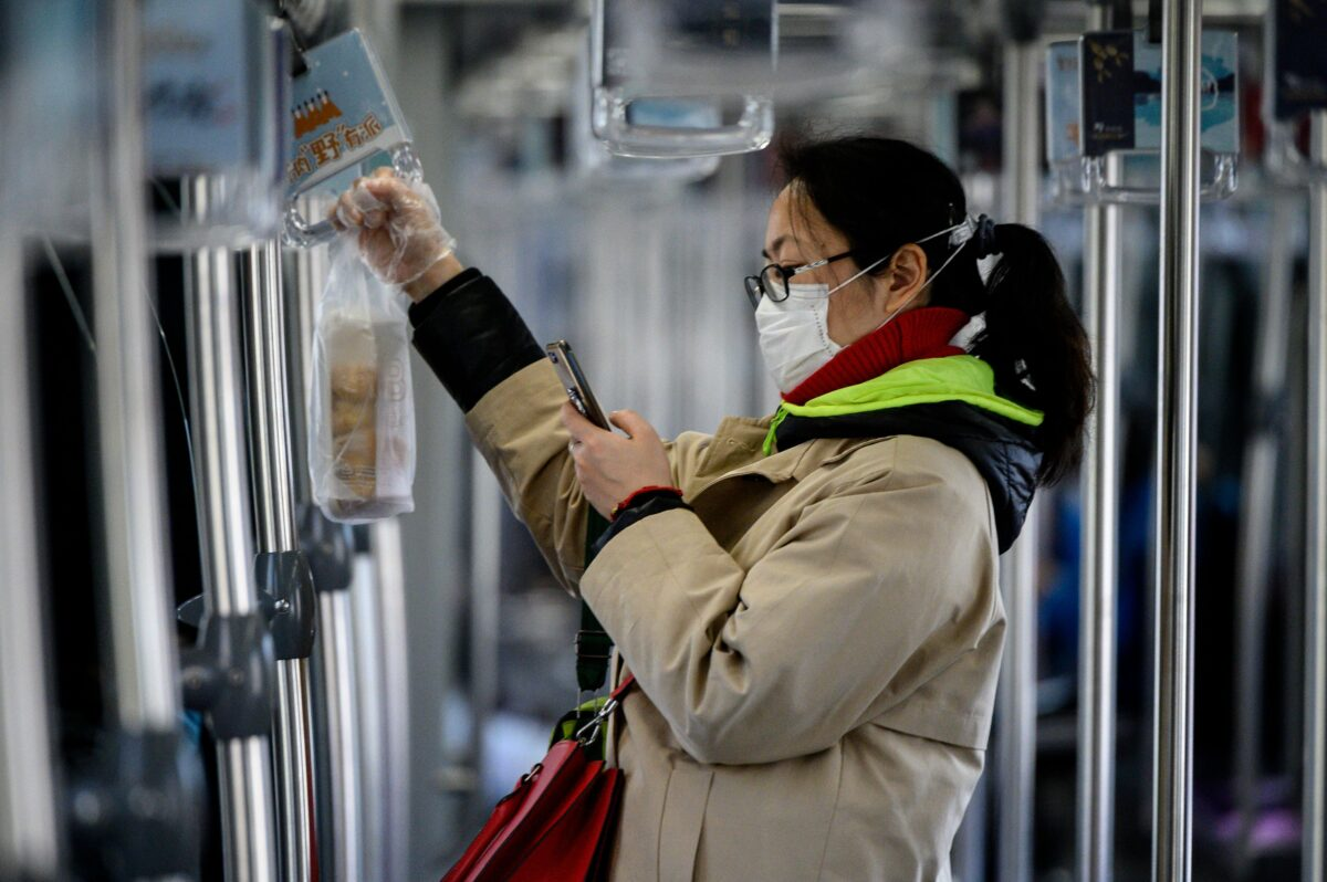 Chinese Officials Confirm Airborne Transmission of Coronavirus in Limited Conditions