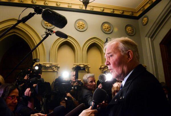 Public Safety Minister Bill Blair