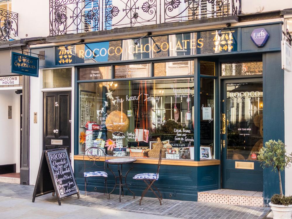 Rococo Chocolate shop