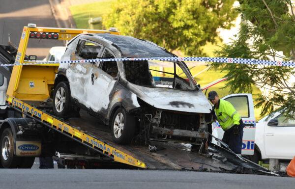 FATAL CAR FIRE BRISBANE NO ARCHIVING