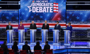 Some Questions That Should Be Asked at Tonight's Democratic Presidential Debate